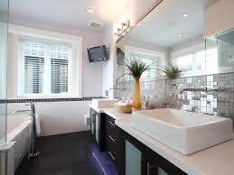 Mirror Tile Backsplash Kitchen by Mirror Backsplash Modern U2013 Home Design And Decor