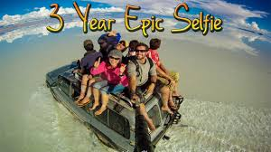 around the world in 360 degrees 3 year epic selfie