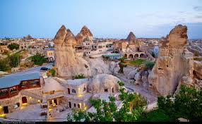 cappadocia a magical town with surreal landscape tedy travel