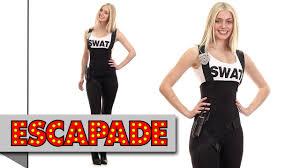 Swat Team Halloween Costume Swat Bombshell Costume Fancy Dress Costume Ideas
