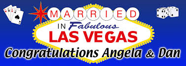 Congratulations Wedding Banner Las Vegas Wedding Banner Personalised Banners
