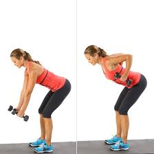 Incline Bench Dumbbell Rows Simple Workout Tips To Help You Get In Shape In No Time Health
