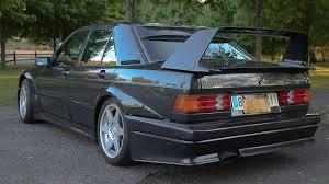 1990 mercedes 190e 1990 mercedes 190e cosworth evo ii on ebay with 29 000