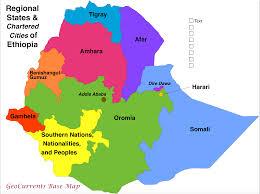 Maps O Geocurrents Maps Of Ethiopia Geocurrents