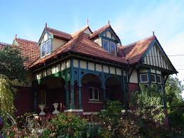 Queen Anne Style House Plans File Queen Anne Style House In Ivanhoe Victoria Jpg Wikimedia