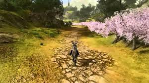 Home Lighting Design Archeage Pathway Wallpaper Path Idolza