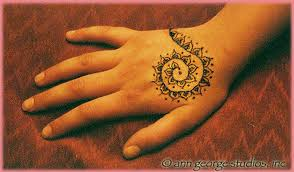 simple n elegant henna tattoo on hand tattoos book 65 000