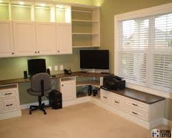 custom home office desk custom home offices
