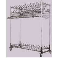 commercial garment rack systems industrial garment rack systems
