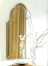 Beveled Bathroom Mirrors Beveled Bathroom Mirror Beveled Mirror Copycat More Beveled Wall