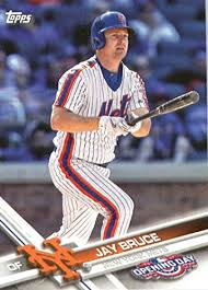 Lenny Dykstra Classy After All These Years Nbc4 Washington - com 2017 topps opening day 70 jay bruce new york mets