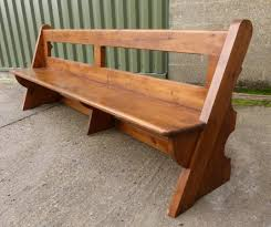 Antique Woodworking Benches Sale by Bexhill Open Back Bench Church Pew Top Trade Supplier Of