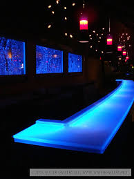 Led Blue Light Bar by Three Color Options For Fountain Lighting