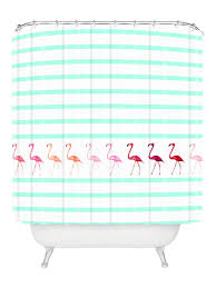 Flamingo Shower Curtains Flamingo Shower Curtain Trend We Love Pink Flamingos Lonny