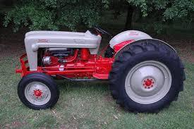 1953 ford jubilee yesterday u0027s tractors