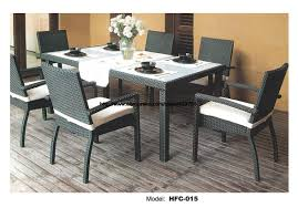 popular rattan outdoor table buy cheap rattan outdoor table lots