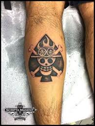 one piece tattoo picture anime one piece character portgas d ace tattoo i freakin love