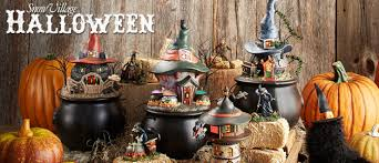 halloween village featured products
