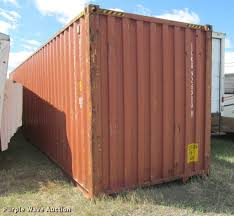 2003 triton shipping container item k3907 sold may 23 s