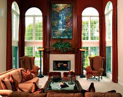 interior entrancing two story window walls the big picture fun