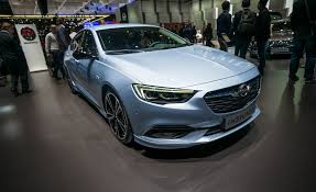opel insignia grand sport 2017 opel insignia grand sport euro spec pictures photo gallery