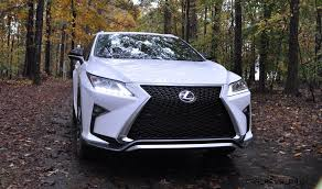 lexus rx 350 fair price exclusive animated renderings 2017 lexus rx l is lwb 7 seat variant