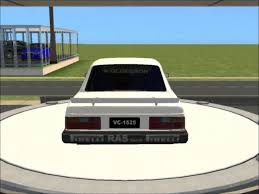 volvo corp sims 2 car conversion by vovillia corp 1985 volvo 240 turbo