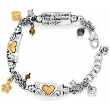 bracelet heart images Remember my heart remember your heart bracelet bracelets jpg