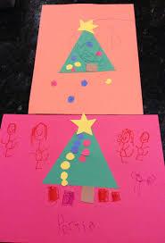 mamamanagement kid crafts construction paper shape art