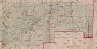 State Of Pennsylvania Map by Forest County 1881 Map