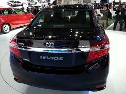 auto shanghai 2013 live toyota relaunches 2014 vios sedan