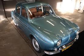 renault dauphine convertible renault dauphine export 1964 verkocht binnen nederland