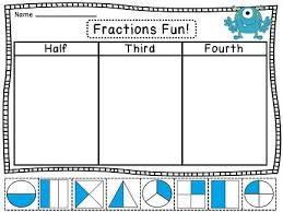 92 best fractions symmetry images on pinterest teaching math