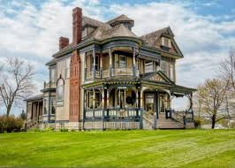 Queen Anne House Plans Historic 712 Best Victorian Homes Images On Pinterest Beautiful Homes