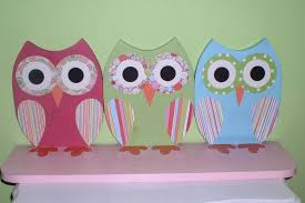 owl decorations images