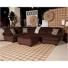 chocolate living room 7250166 ashley furniture jinllingsly chocolate laf sofa