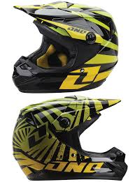 one industries motocross helmets kids youth one industries atom mx motocross helmet twisted green