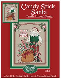 75 best cross stitch santa images on cross