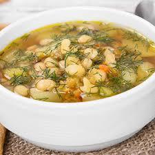 cuisiner les haricots blancs frais soupe repas aux haricots blancs metro