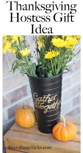diy thanksgiving hostess gift idea the crafting