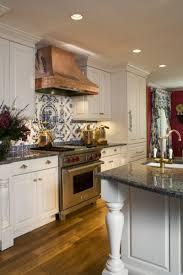 kitchen astonishing u shape kitchen decoration with brown metal
