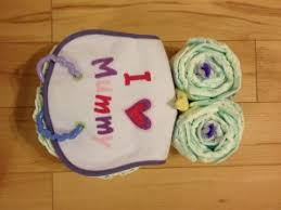 owl diaper cake tutorial great baby shower gift the bookworm cook