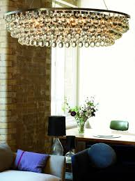 Pear Chandelier Mid Century Tier Arctic Pear Ochre Lighting Chandelier All About