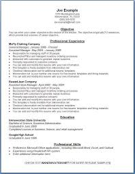 Picture Resume Template Online Resume Example Accounting Student Resume Sample Accounting