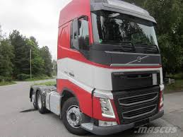 volvo tractor trailer used volvo fh 4 volvo fh4 460 6x2 tractor units year 2014 price