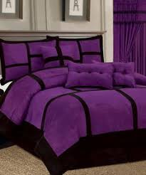 Mauve Comforter Sets Purple Bed Bedspread Wall Pillows Rug Blankets Mat Purple