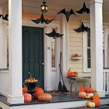 Home Halloween Decorations Entrancing Outdoor Home Halloween Design Inspiration Present