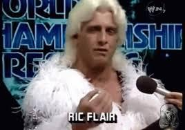Ric Flair Memes - ric flair woo sound gifs tenor
