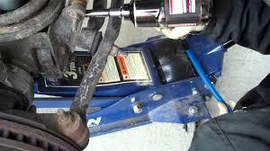 2003 dodge ram front shock absorber replacement youtube