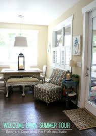 Welcome Home Decor Summer Family Room Update Fresh Idea Studio